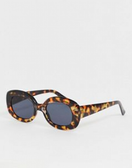 Jeepers Peepers - Lunettes de soleil ovales