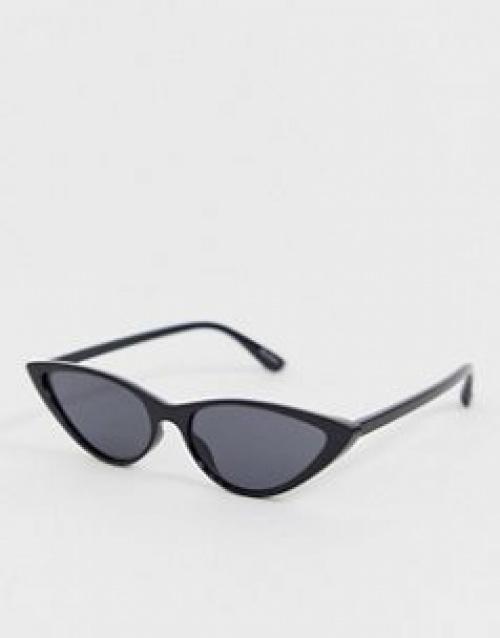 ALDO - Lunettes de soleil yeux de chat à monture fine