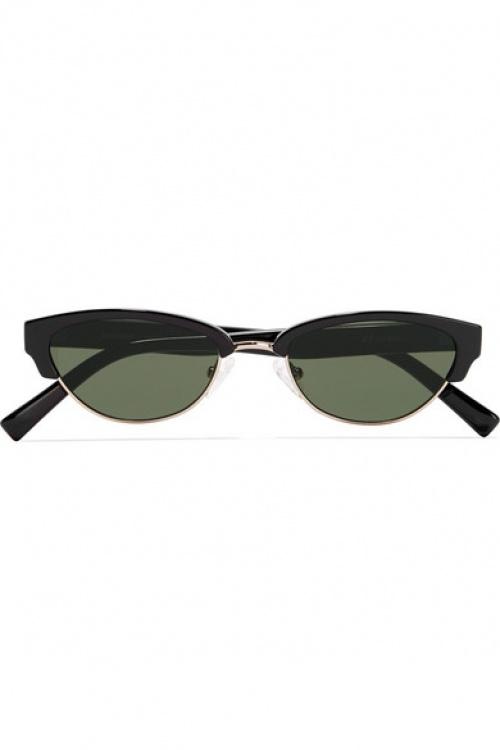 Le Specs - Lunettes de soleil ovales
