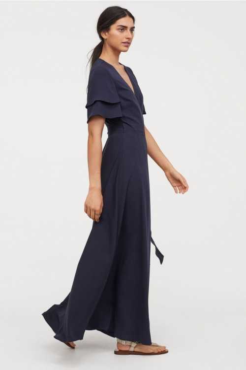 H&M - Robe portefeuille