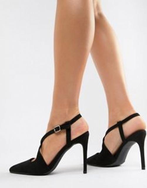 New Look - Escarpins avec brides croisées