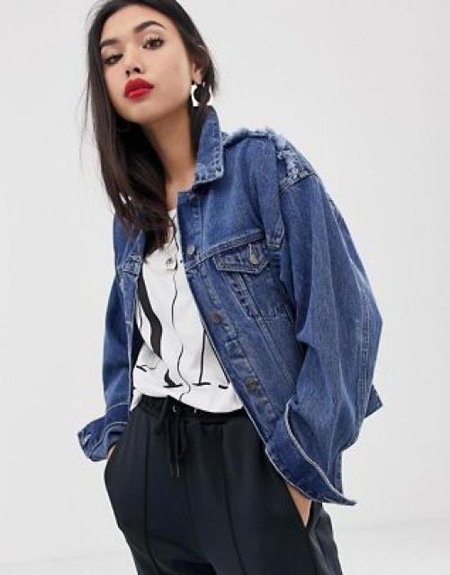 Armani Exchange - Veste en jean