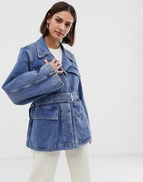 Selected Femme - Veste en jean