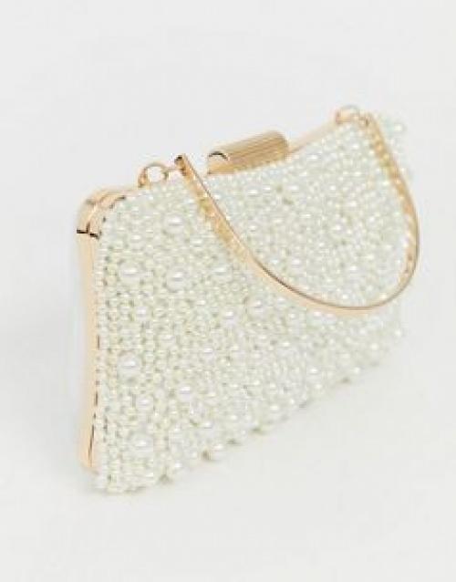 True Decadence - Sac à main orné de perles