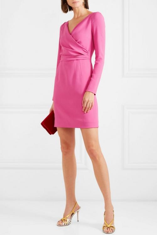 Dolce & Gabbana - Mini-robe effet portefeuille