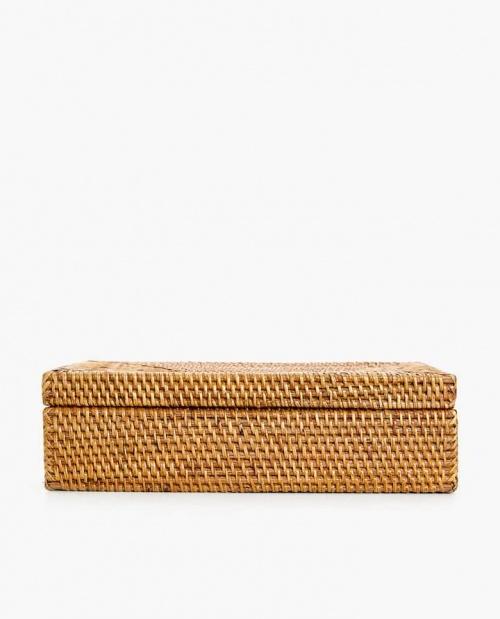 Zara Home - Boîte en rotin