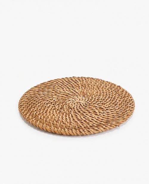 Zara Home - Dessous de plat en rotin