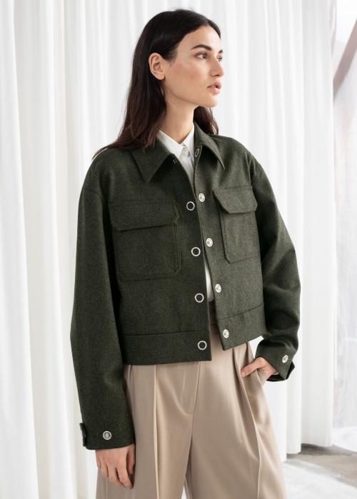 & Other Stories - Veste workwear