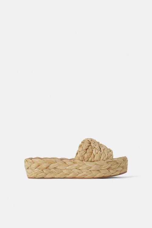 Zara - Chaussures à talons compensés