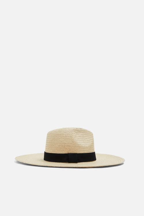 Zara - Chapeau en raphia