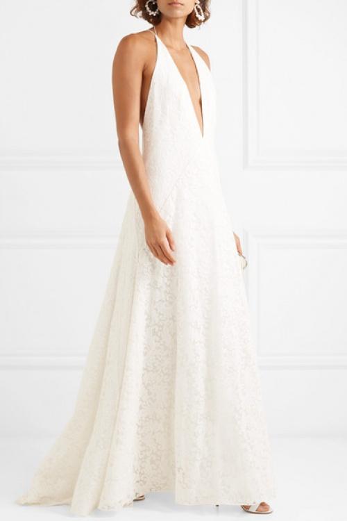 Michael Lo Sordo - Robe de mariée en dentelle