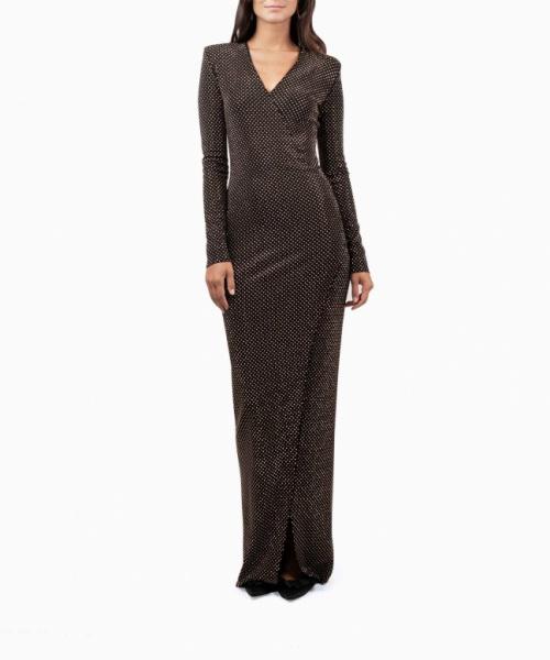 Balmain - Robe longue