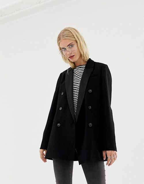 All Saints - Blazer à boutons