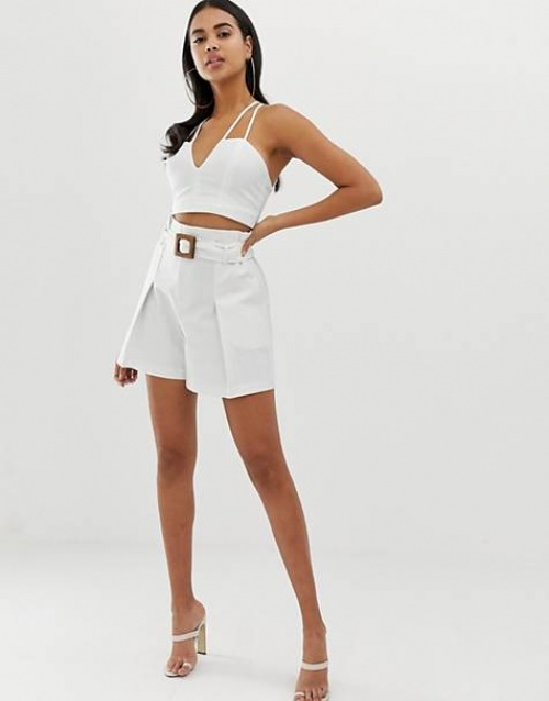 4th + Reckless - Short avec ceinture