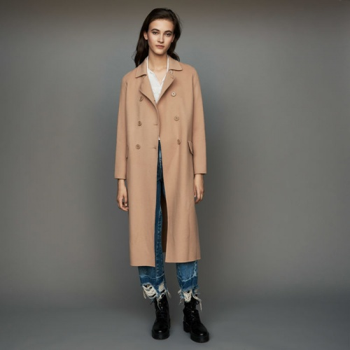Maje - Manteau long