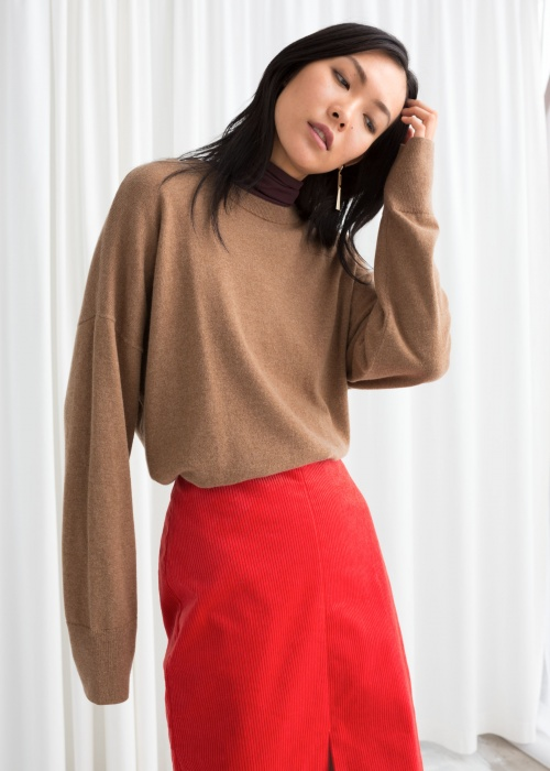 & Other Stories - Pull en cachemire