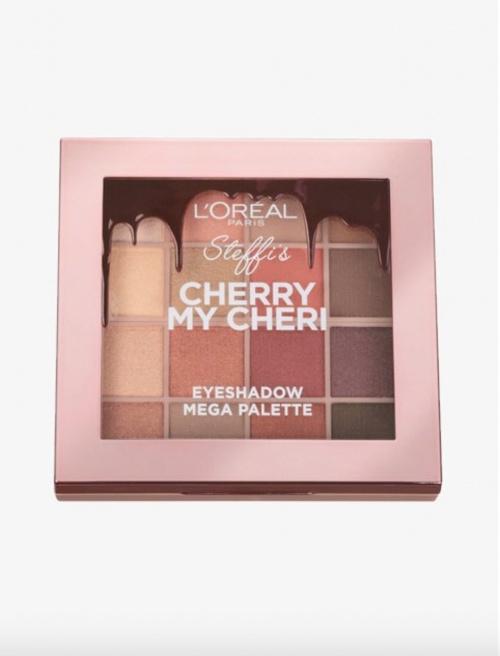 L'Oréal Paris - Steffi's Cherry Cheri My Eye Shadow Palette