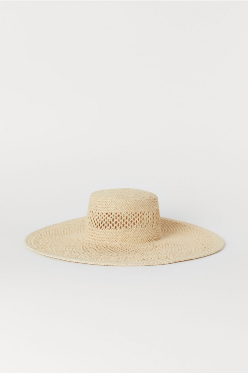 H&M - Grand chapeau