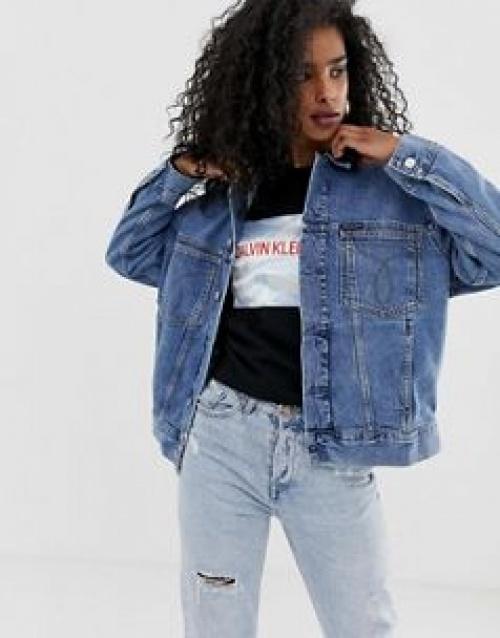 Calvin Klein Jeans - Veste en jean emblématique
