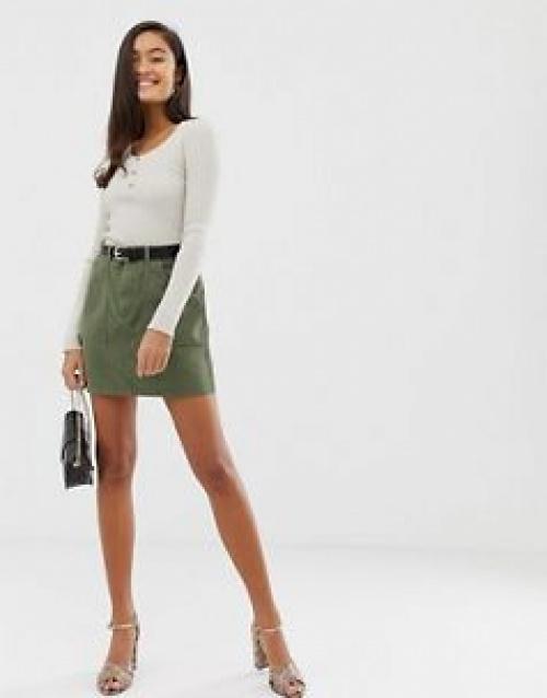 Miss Selfridge - Mini-jupe style fonctionnel