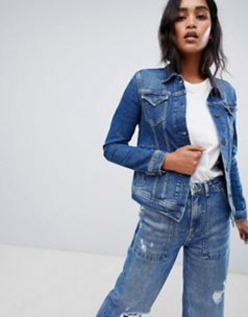 Pepe Jeans - Veste camionneur en jean