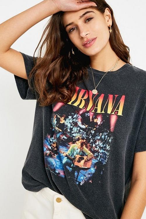 Urban Outfitters - T-shirt imprimé