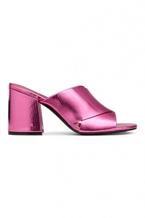 H&M - Sandales façon mules