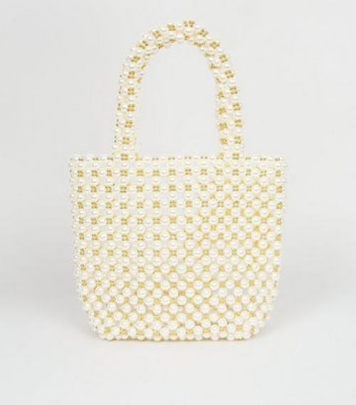New Look - Sac blanc