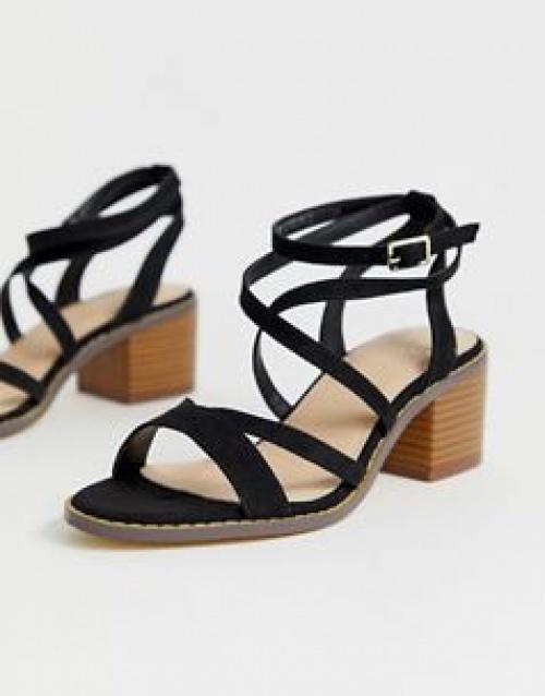 Oasis - Sandales à talons et bride