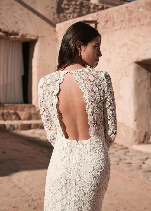 Sézane - Robe de mariée