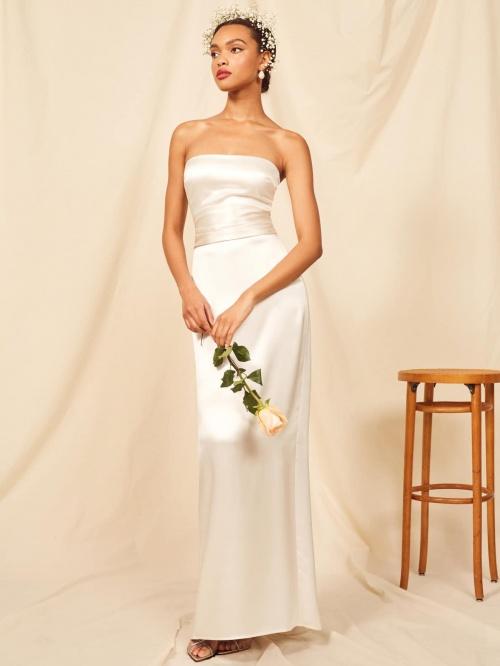 Reformation - Robe de mariée