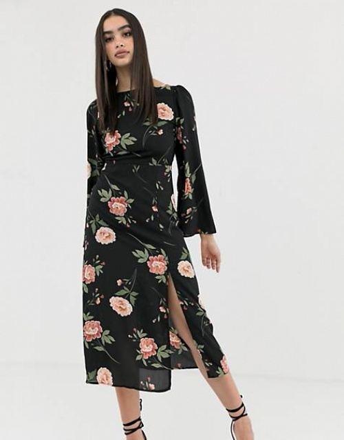 Fashion Union - Robe dos nu