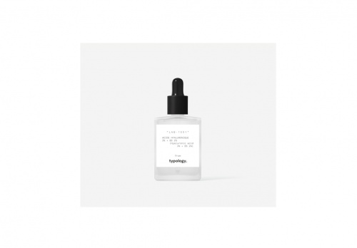 Typology - Sérum Hydratant Acide Hyaluronique
