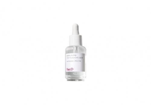 Faced - Pure Plump Acide Hyaluronique