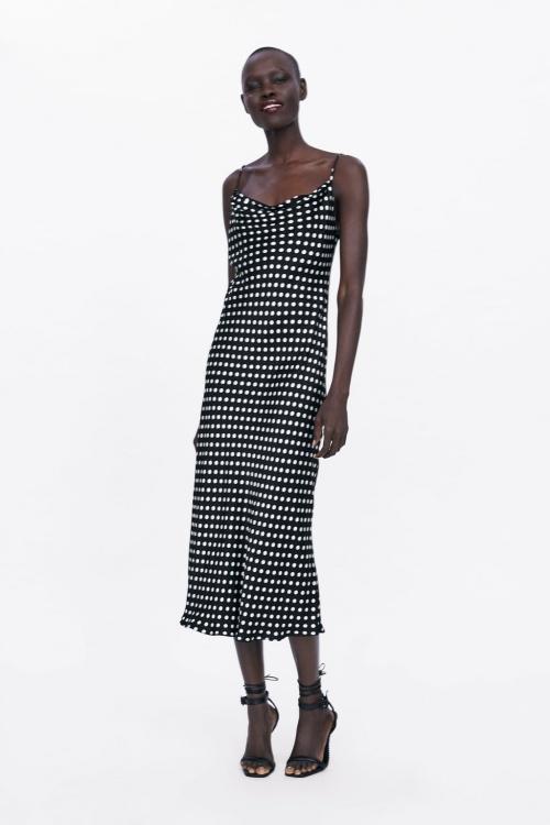 Zara - Robe style lingerie