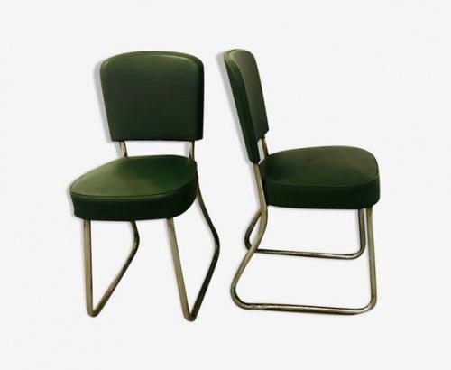 Selency - Chaise d'atelier