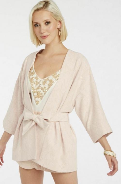 Nafnaf - Veste kimono