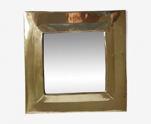 Selency - Miroir carré