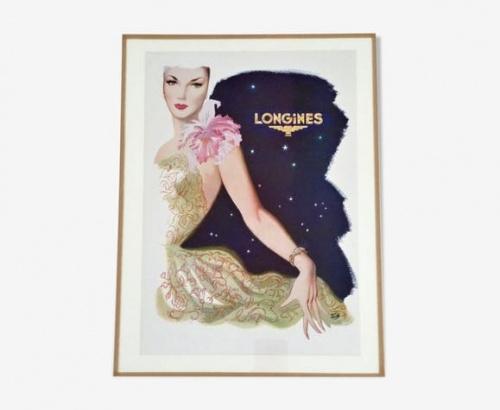 Selency - Affiche vintage