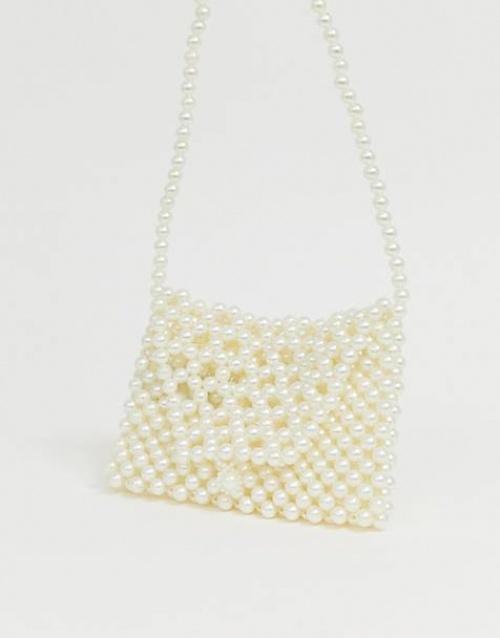 Pieces - Sac à perles