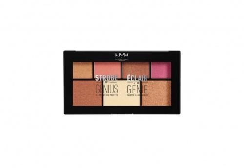 NYX Cosmetics - Palette Strobe of Genius