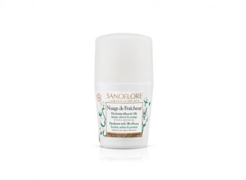 Sanoflore - Roll-On Nuage de Fraîcheur