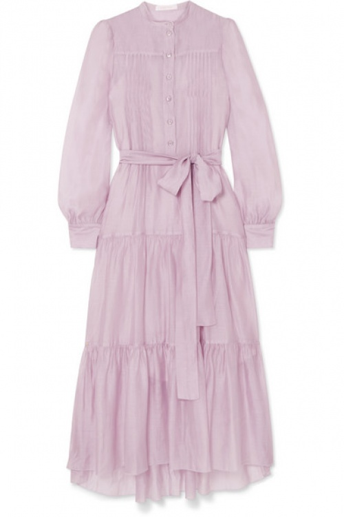 See by Chloé - Robe parme