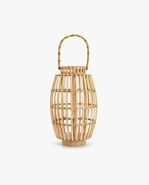 Zara Home - Lanterne Bambou