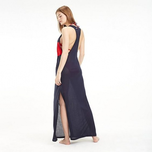 Tommy Hilfiger - Robe longue