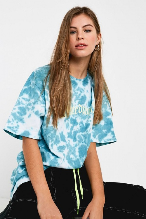Urban Outfitters - Top tie & dye
