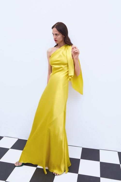 Zara - Robe asymétrique