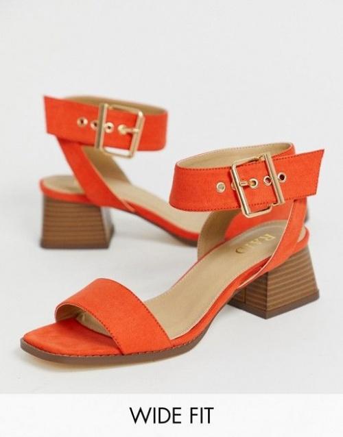 RAID - Sandale à bout carré