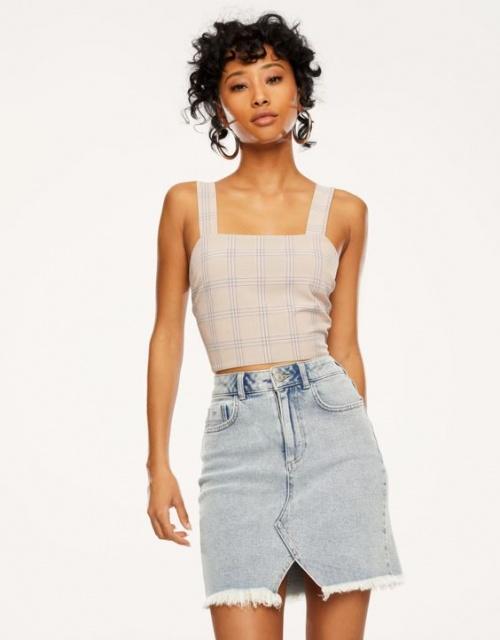 Tally Weijl - Crop top