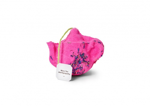 Lush - Bombe de bain More Tea And Sympathy